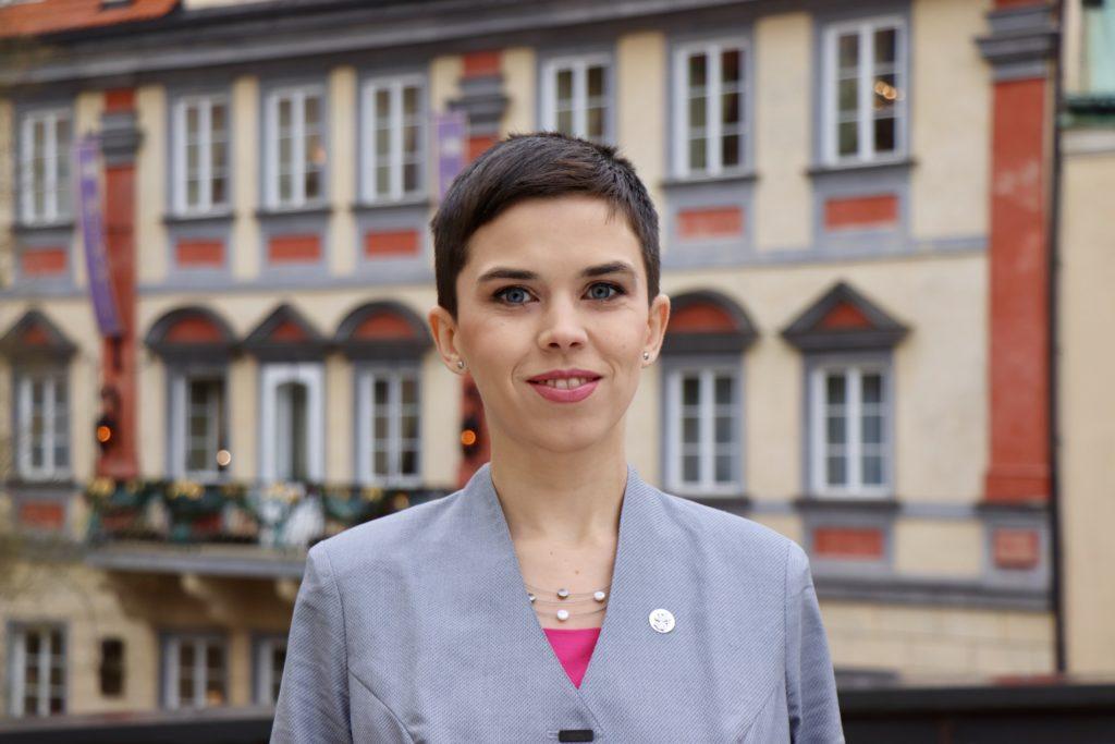 Olga Richterová - patronka spolku